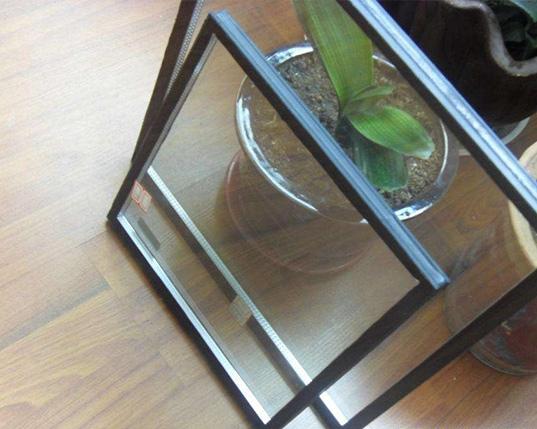 单银Low-e中空玻璃