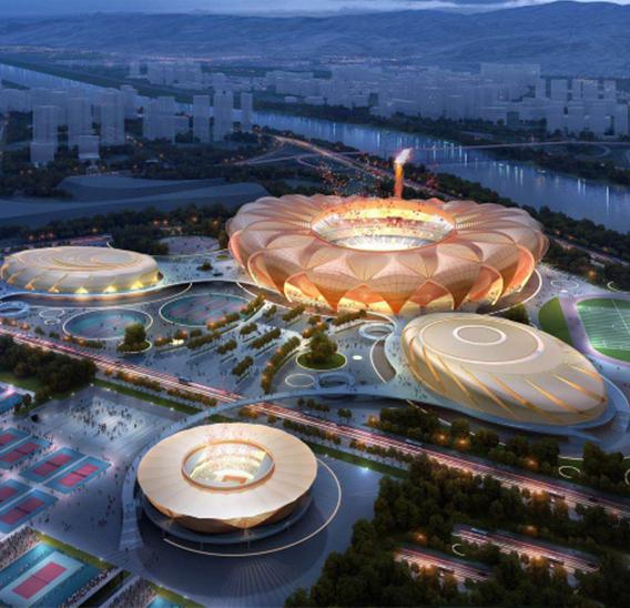 2021-兰州奥体中心